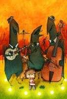 The musicians by yuels