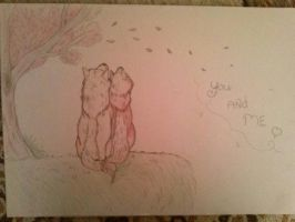 You And Me.. by iiBiancax3