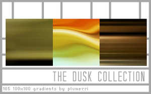 The Dusk Collection by plumerri