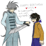 Happy Birthday Soul! by HiguchiPhoenix
