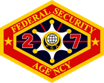 Outland Federal Security Agency Patch by viperaviator