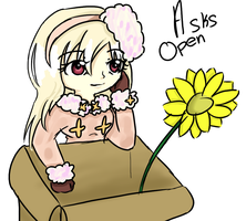 Asks are open~! by Ask-NyoRussia