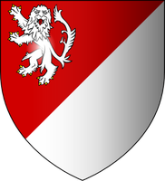 Arms of Dunalban by Antrodemus