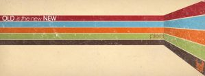 Retro FaceBook cover by pixxel-dbstp