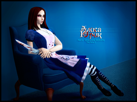 Alice MR The Sims 2 by AliceYuric