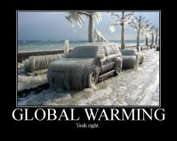 Global Warming by Wolfblade670