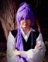 Vocaloid: Purple Pirate by JoiFuLStudios