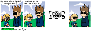 EWCOMIC No. 156 - Eyes by eddsworld