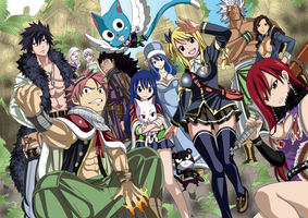 Fairy Tail 2013 by juli95