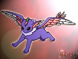 Aereon - Flying by Fossil-Rose