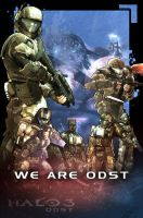 We Are ODST - Higher Res by Halcylon