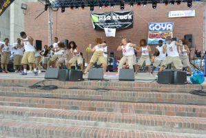 Puerto Rican/Latin Festival, Rockin Hip Hop 38 by Miss-Tbones