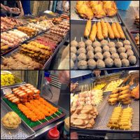 street food by whitephant0m