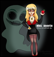 HV AA- Mrs. Brooth by MimiMarieT