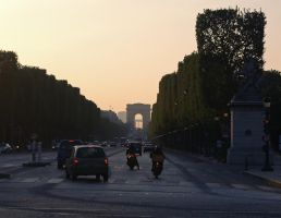 Aux Champs-Elysees by positively