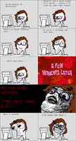 Rage Comic 5 - Insert clever title here - by GameTimeGoron