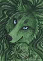 ATC Forest Wolf by vashley