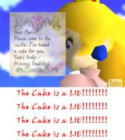 The Cake is a LIE for real by I-NEED-A-USERNAME