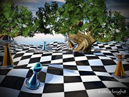 chess dreams by mburleigh8