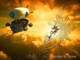 Keyper's Cove Photo-Manipulation Contest Entry by Sarbear-K