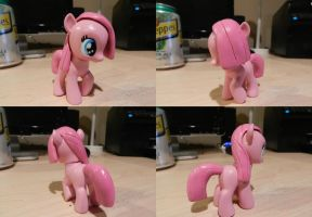 Filly Pinkie Pie Custom by Rion-Noire