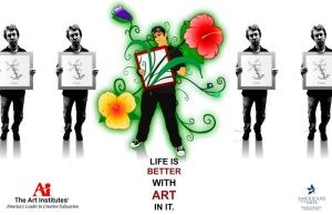 Life is Better with Art in it by Atrox-C