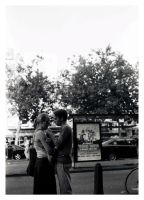 Young couple by lmajali