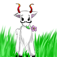 Goat for Kirihearts by Tigrantia