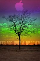 Explore. Dream. Discover by adamXXII