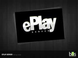 ePlay-Server Logo by BAS-design