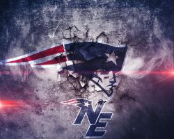 New England Patriots Wallpaper by Jdot2daP