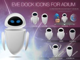 Wall-E EVE CED for Adium by CE0311