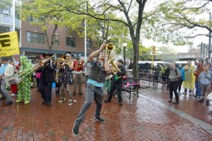 2014 Honk Festival, Music In the Square 18 by Miss-Tbones