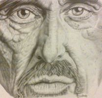 Al Pacino face study by CarbonData