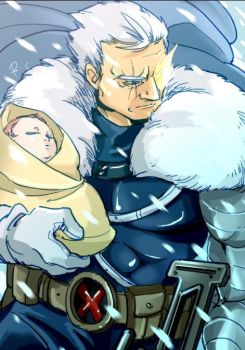 cable and hope by Rcaptain