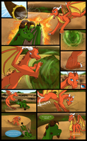 Commission Lasair Comic Pg8 P2 by SweetLhuna