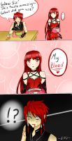 Elsword - ElDoodle CA Comic by SkyMintPanda