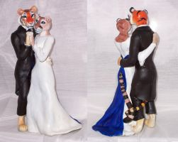 Cake Topper by hibbary