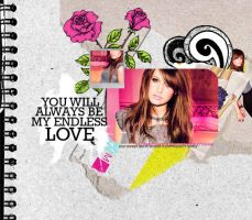 endless love, ashley tisdale by heyjustjonasxjoe