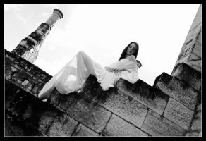 Kathryn Queen of the Castle 4 by wildplaces