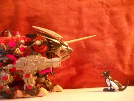 LMAO Ravage and Energy Liger by SpeedyDaMechanic