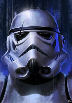 Stormtrooper by RogierB