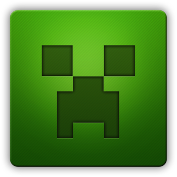 Minecraft creeper icon images amp pictures becuo