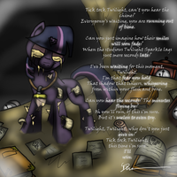 Disappointment: Twilight's Shadow by TheLunauranWolf