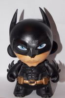 Batman Munny by skylineBARR
