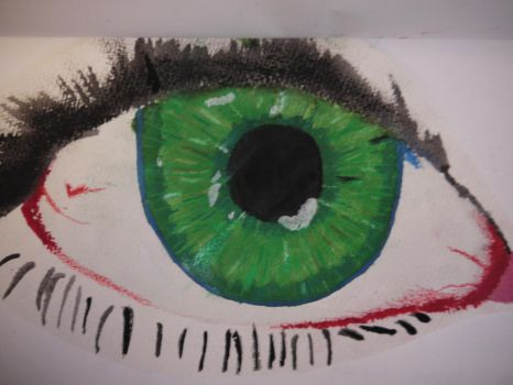Another Eye by OliLongclaw