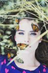 The Creature Series: Monarch Butterflies by FelicityPhotography