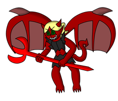 Devil Steff by TheArgoNinja