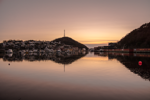 Egersund, Norway by Becwa