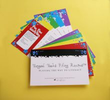 Beyond Books Cards by kimikiti